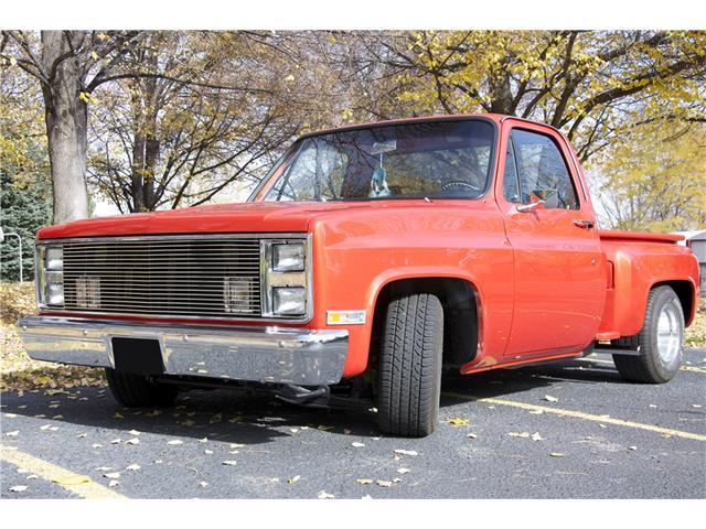 1986 Chevrolet C/K 10 | 932445