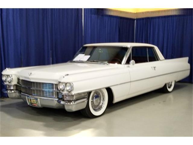 1963 Cadillac Coupe DeVille   932450