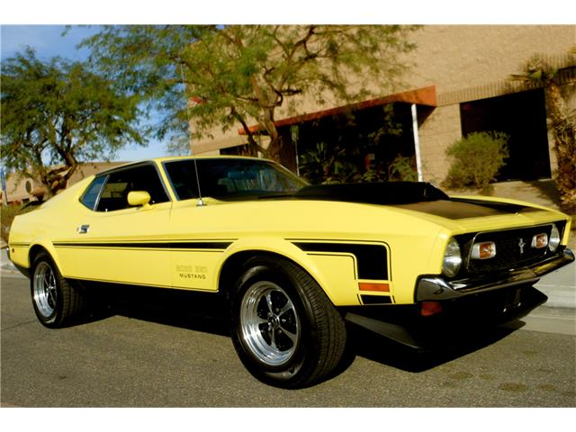 1971 Ford Mustang | 932456