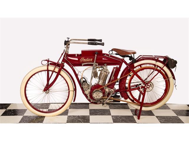 1911 Indian Belt Drive Single | 932463