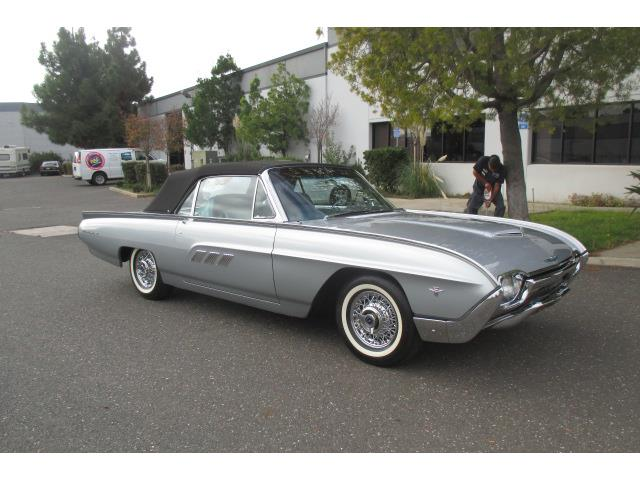 1963 Ford Thunderbird | 932475