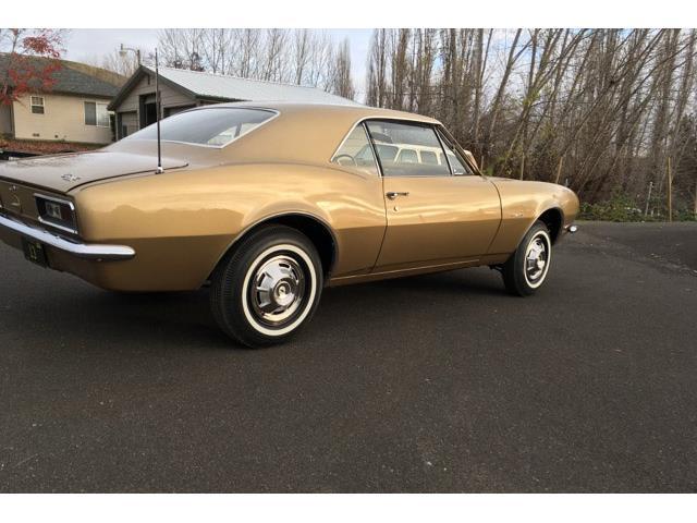 1967 Chevrolet Camaro   932478