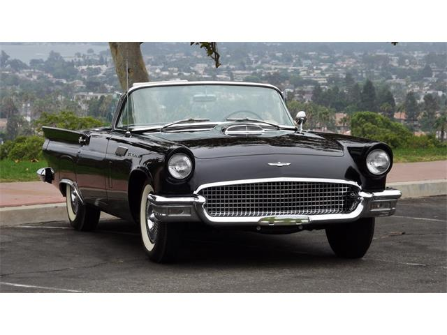 1957 Ford Thunderbird | 930248