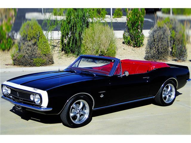 1967 Chevrolet Camaro   932482