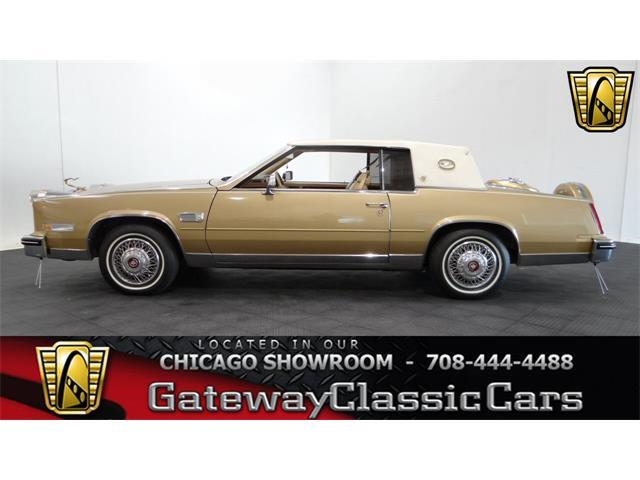 1985 Cadillac Eldorado | 932513
