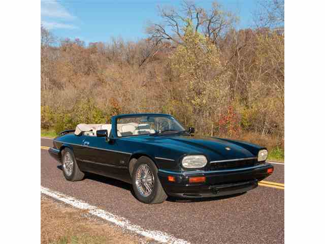 1994 Jaguar XJS 2+2 Convertible | 932526