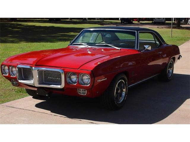 1969 Pontiac Firebird | 930253
