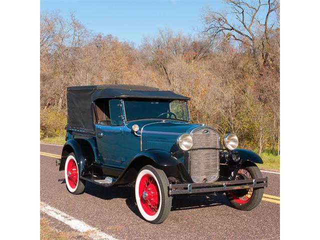 1931 Ford Step Bed Roadster | 932530