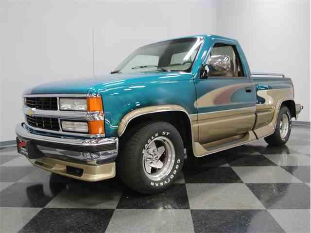 1994 Chevrolet Silverado Kustom Kreations | 932541
