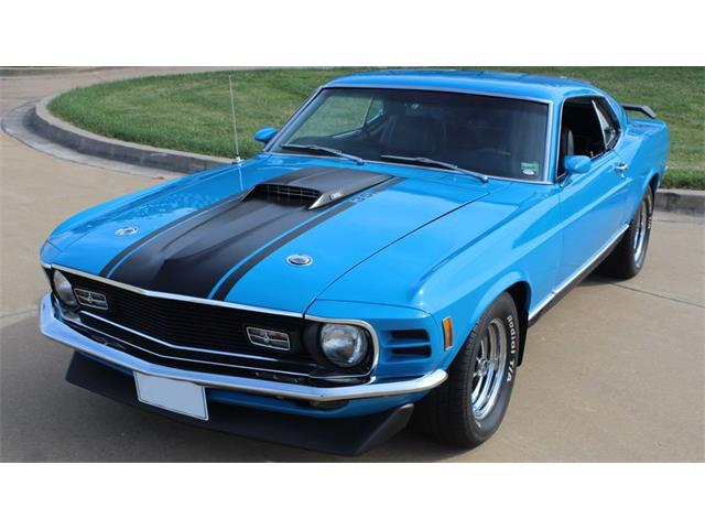 1970 Ford Mustang Mach 1 | 930255