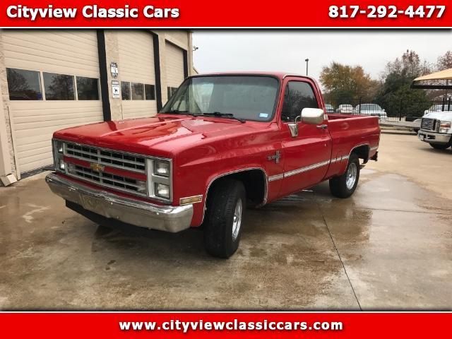 1987 Chevrolet C/K 10 | 932555