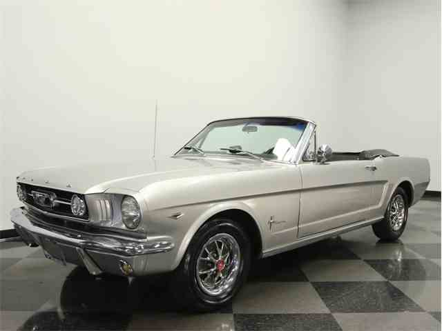 1966 Ford Mustang | 932557