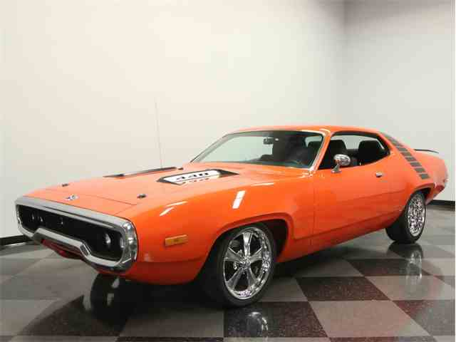 1972 Plymouth Road Runner | 932559