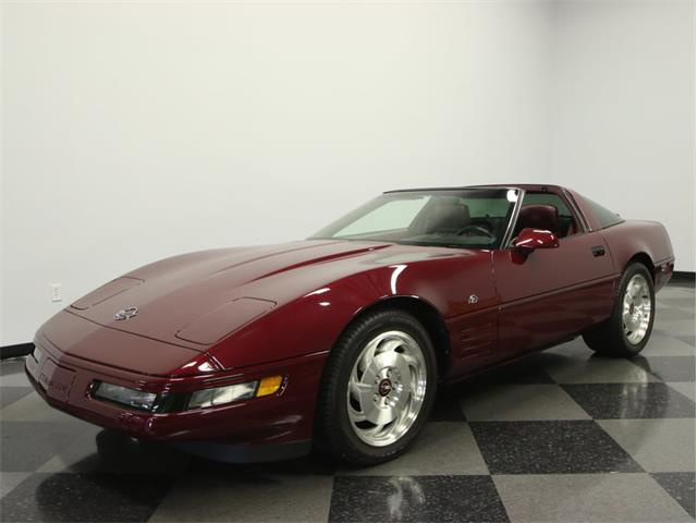 1993 Chevrolet Corvette 40th Anniversary | 932560