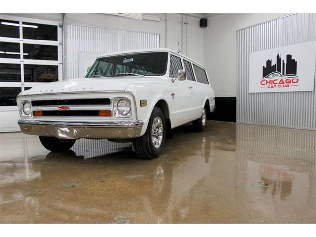 1968 Chevrolet Suburban | 932562