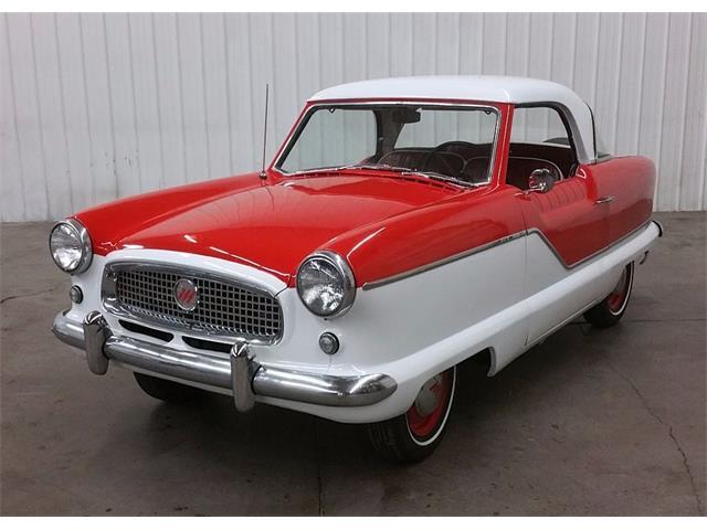 1958 Nash Metropolitan | 932564