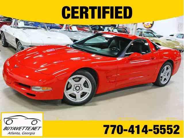 1998 Chevrolet Corvette | 932567