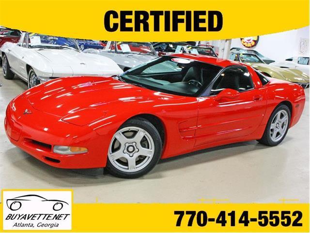 1998 Chevrolet Corvette   932567