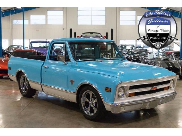 1968 Chevrolet C/K 10   932569