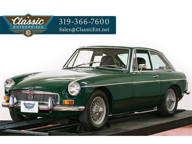 1969 MG B-GT | 932570