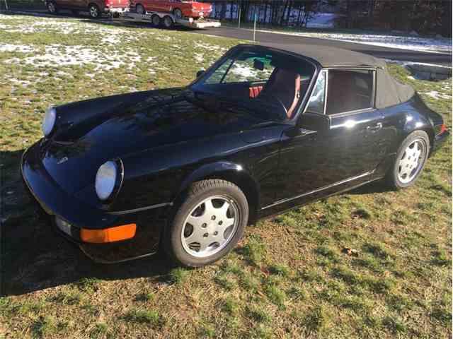 1990 Porsche 911 Carrera   932574