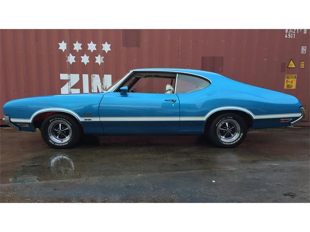 1971 Oldsmobile 442 | 930258