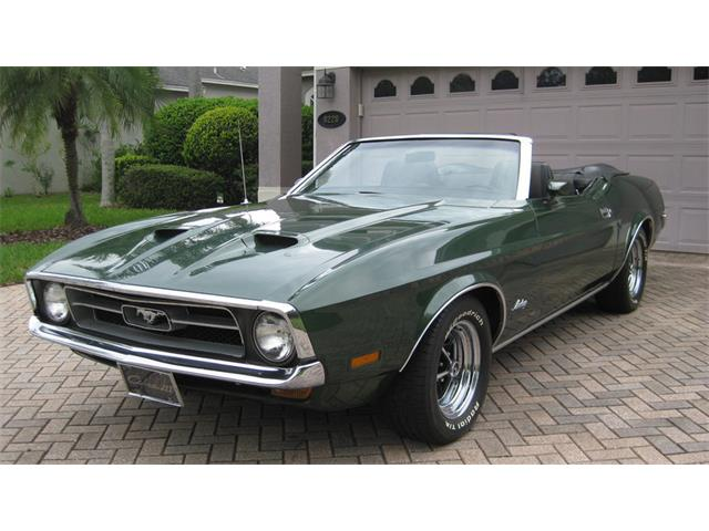 1972 Ford Mustang | 930259