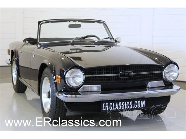 1970 Triumph TR6 PI | 932603