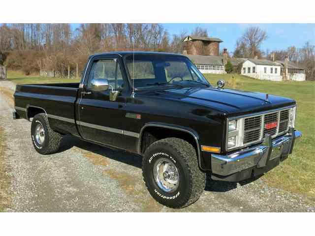 1987 GMC Sierra | 932605