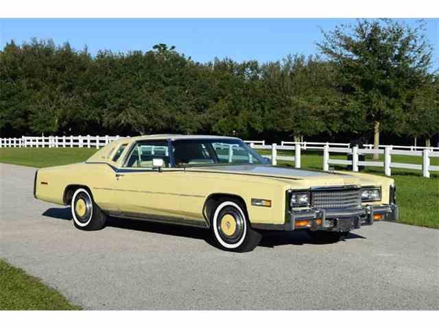 1978 Cadillac Eldorado Biarritz | 932609
