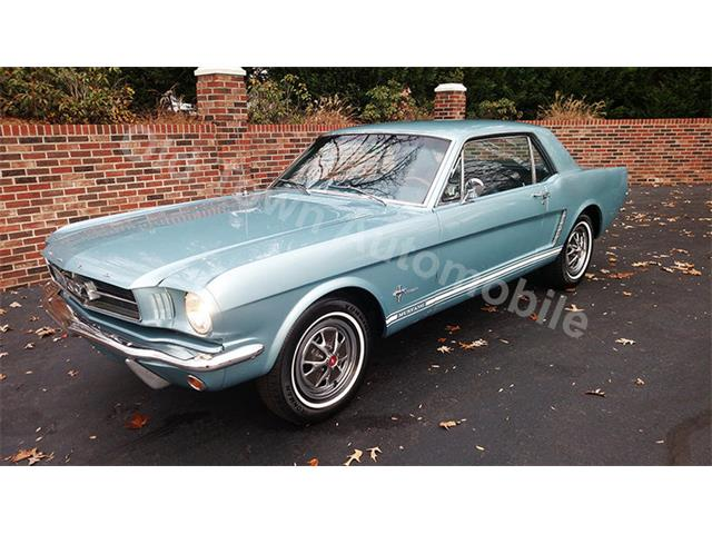1965 Ford Mustang | 932623