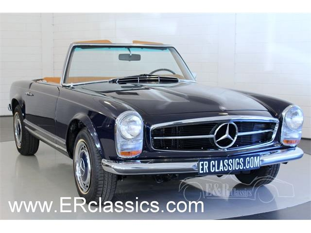 1968 Mercedes-Benz 280SL | 932628
