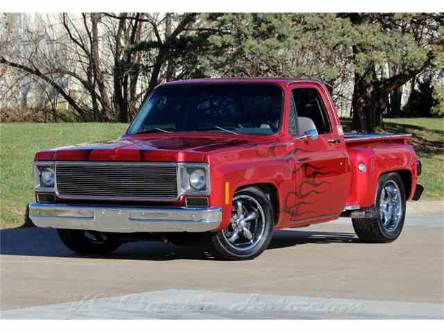 1977 Chevrolet C-10 454 Big Block | 932629