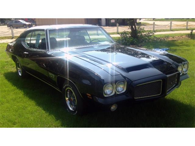 1971 Pontiac GTO | 930263