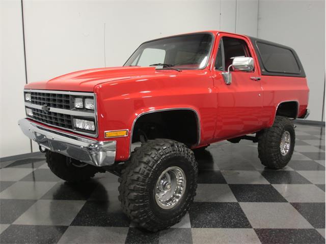 1991 Chevrolet Blazer | 932630