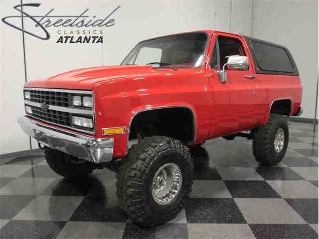 1991 Chevrolet Blazer   932630