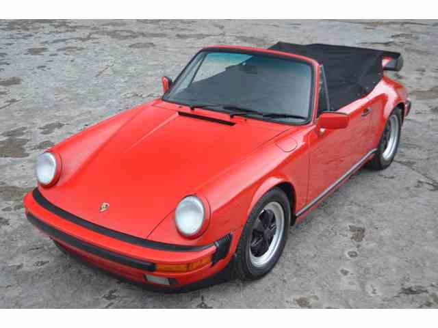 1988 Porsche 911 | 932632