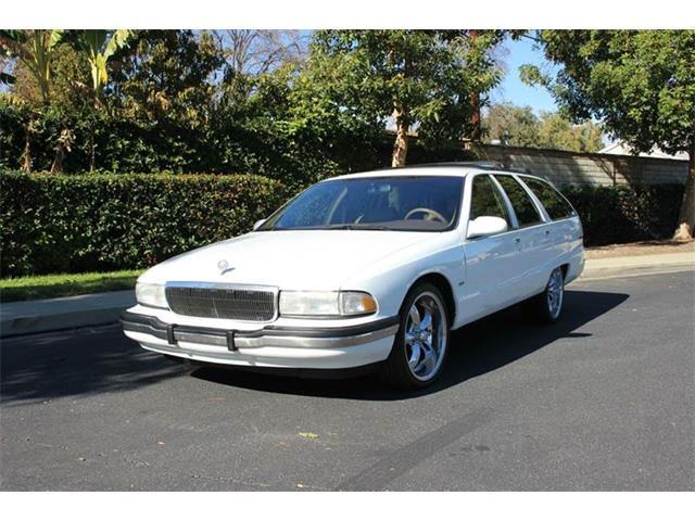 1996 Buick Roadmaster | 932645