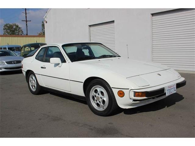 1987 Porsche 924 | 932647