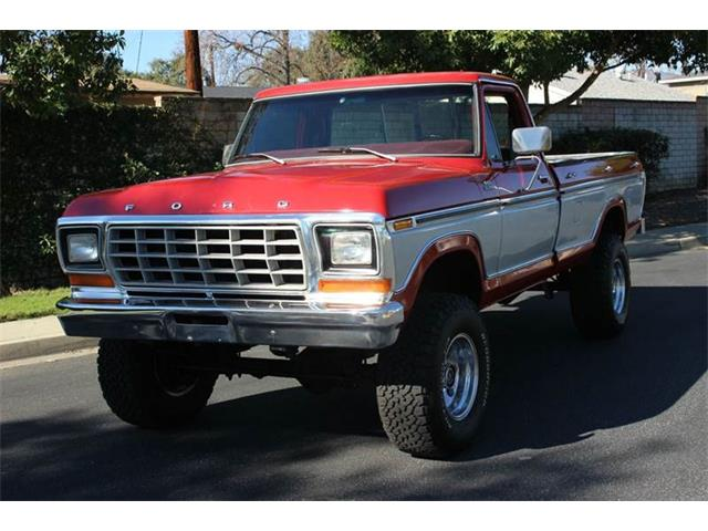 1979 Ford F250 | 932648
