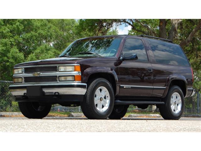 1997 Chevrolet Tahoe | 930265