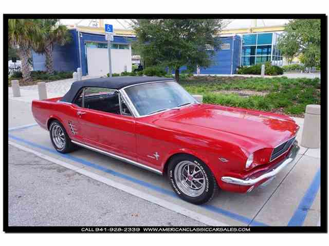 1965 Ford Mustang | 932661