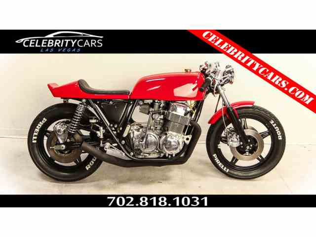 1978 Honda Motorcycle | 932662