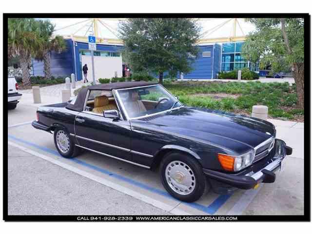 1986 Mercedes-Benz 560 | 932663