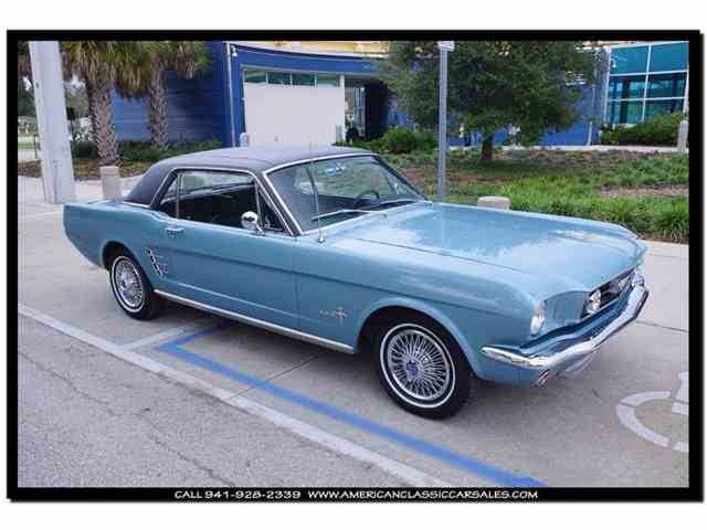 1966 Ford Mustang | 932664