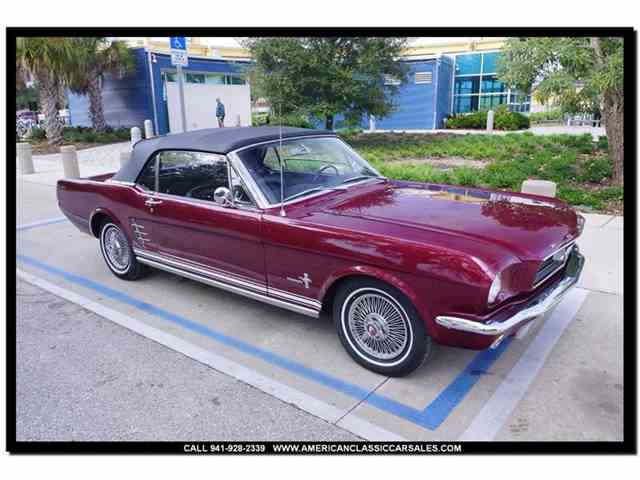 1966 Ford Mustang | 932665