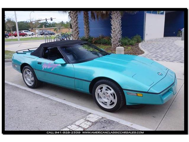 1990 Chevrolet Corvette | 932667