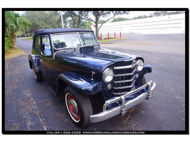 1950 Willys Jeepster | 932668