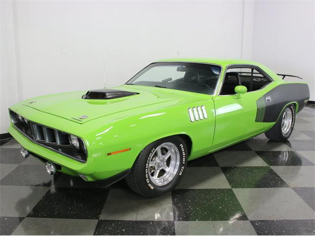 1973 Plymouth HEMI 'Cuda Tribute | 932678