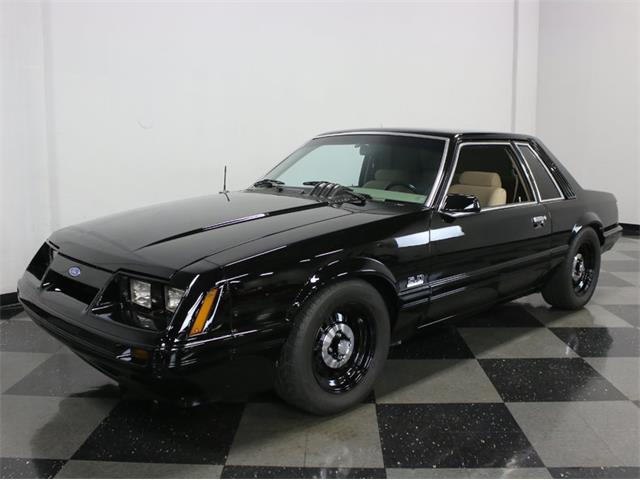 1986 Ford Mustang SSP Interceptor | 932681